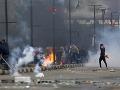 Palestínčan v Jeruzeleme zaútočil na židovského veriaceho: Polícia ho na mieste zastrelila