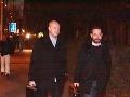 Pavol Rusko so svojim právnikom Marekom Parom