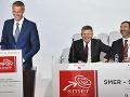 Nový podpredseda Smeru Raši chce problémy regiónov sprostredkovať ministrom