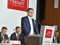 Veľký snem Smeru: Raši novým podpredsedom, Maďarič si nedával servítku pred ústa
