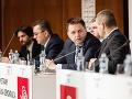 Kažimír hovoril o najväčšom probléme Slovenska: Potrebujeme mať viac ľudí zamestnaných