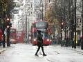 Londýnska polícia v strehu: Na paškál si vzala podozrivé vozidlo