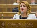 Tímlíderkou SaS pre osobné slobody sa stala Natália Blahová, vystriedala Juraja Drobu