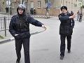 Parlament v Petrohrade niečo také ešte nezažil: Aktivista predviedol nezvyčajný protest