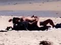 Nemravná dvojica sexovala na populárnej pláži: VIDEO ju usvedčilo za bieleho dňa