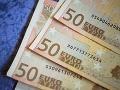 Slováci, buďte všímaví: Polícia upozorňuje na falošné 50-eurové bankovky v Žilinskom kraji