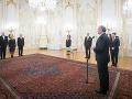 Prezident vymenoval za sudcov Duriša, Laššákovú a Mamojku: Prvé vyjadrenia, Danko má námietky