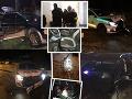 MIMORIADNA SPRÁVA Nočná streľba pri Trnave: Policajti zabili šéfa bankomatovej mafie