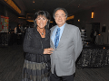 Barry Sherman s manželkou Honey