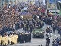 Rumunsko sa rozlúčilo so svojím posledným kráľom: Nechýbali ani európske panovnícke rodiny