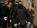MIMORIADNA SPRÁVA Zlom v pokuse o vraždu bosa sýkorovcov: Tvrdý trest pre Ukrajinca
