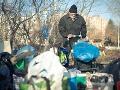 V Bratislave sa pokúsil zabiť bezdomovca: Ozvalo sa v ňom svedomie, trestu sa však nevyhne
