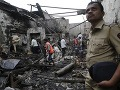 Tragický požiar domu v Indii: Šesť ľudí nemalo proti plameňom žiadnu šancu