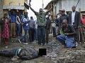 Horor v Afrike: Pred kancelárie misie OSN položili demonštranti 17 mŕtvych tiel