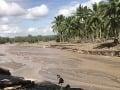 Tropická búrka Tembin na Filipínach