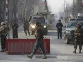 Ďalší bombový útok Talibanu v Afganistane: Vyžiadal si 15 zranených