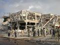 Americký letecký útok v Somálsku: Nálet zneškodnil štyroch militantov a auto s výbušninou