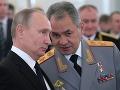 Putin je spokojný: Vojenské aktivity v Sýrii preukázali silu ruskej armády
