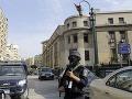 Islamskí militanti nastražili bombu na Sinaji: Výbuch usmrtil vysokopostaveného dôstojníka armády