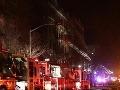 Tragické nešťastie v Bronxe: FOTO Obytný dom v plameňoch, 12 mŕtvych, medzi nimi aj ročné dieťa