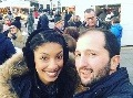 Glenda dala na Instagram najprv fotku, ktorá nenaznačovala, že by s mužom na fotke mohla mať bližší vzťah.