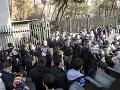 V Iráne zadržali novinárku proreformného denníka: Pripravovala reportáž o protestoch