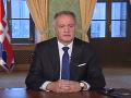 Novoročný prejav Andreja Kisku: VIDEO Bol to nepríjemný rok pravdy, no porazili sme zlo