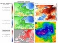 Predpoveď teplôt v januári