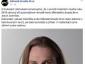 Po nezmyselnej chybe na českej diaľnici D1 prišiel o život len 27- ročný herec Jakub Zedníček.