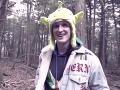 Mladík narazil v lese na čosi strašidelné: FOTO Jeho reakcia všetkých vytočila