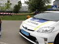Krvavá prestrelka pred radnicou v Charkove, útočník zabil policajta