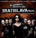 Takto vyzerá plagát k BratislavaFilmu - v popredí Zuzana Fialová, za ňou Peter Batthyány a Robo Roth.