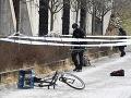 FOTO Výbuch pred stanicou metra v Štokholme: Zahynul muž, polícia v pohotovosti