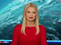 Marianna Ďurianová sa po televíznej odmlke opäť vrátila na obrazovky. V športovom spravodajstve jej to mimoriadne pristane.