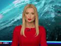 Marianna Ďurianová sa v pondelok predstavila v úlohe moderátorky športových správ.