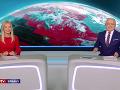 Marianna Ďurianová prvýkrát v Správach RTVS.