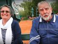 Eva Matejková a Marián Slovák