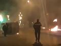 VIDEO Búrlivé demonštrácie v Tunisku: Zásah polície, vyžiadali si prvú obeť