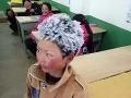 FOTO zmrznutého chlapčeka, z ktorej sa vám bude chcieť plakať: Drsná cesta do školy