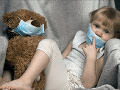 Osýpky na Slovensku: V Košiciach hospitalizovali päť detí