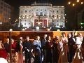 Ples v opere 2018: TRAPAS hneď na úvod... Toto sa ako mohlo stať?!