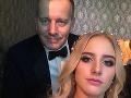 Boris Kollár sa na sociálnej sieti pochválil fotkami z Plesu v opere, na ktorom bol so svojou dcérou Saškou.
