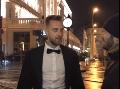 Lukáš Pavlásek sa na Ples v opere nedostal.