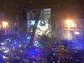 Belgickým mestom otriasol výbuch: Zrútila sa budova, dvaja mŕtvi a 14 zranených