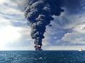 Hrozivá tragédia v Rusku: Pri výbuchu ropného tankera zahynuli dvaja ľudia, ďalší sú zranení