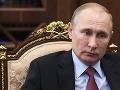Ruský prezident Putin v ohrození: Problémy so zdravím, ďalšie funkčné obdobie nemusí zvládnuť