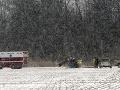 Tragická nehoda helikoptéry v USA: Dvaja muži sa už z práce nikdy nevrátia