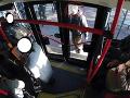 Polícia pátra po vandalovi z bratislavského autobusu: VIDEO Neovládol svoj hnev