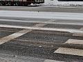 Ďalší ťažko zranený chodec: V Košiciach zrazilo auto muža na priechode pre chodcov
