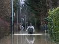 Obyvatelia francúzskej metropoly v strachu: Hrozia im záplavy, evakuujú po stovkách